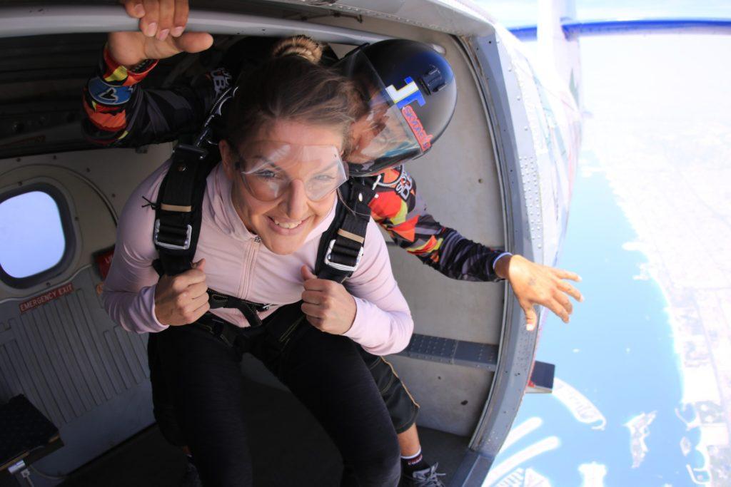Miranda Gahrmann Skydive