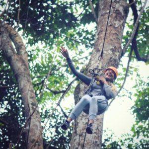 Ziplining Chang Mai
